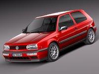 Volkswagen Golf Mk3 GTi 1991-1997