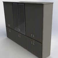 furniture office 3d max
