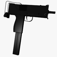 3d ingram mac-10