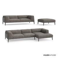 Poliform Metropolitan sofas