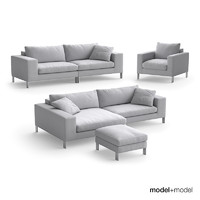 Linteloo Plaza sofas and armchair