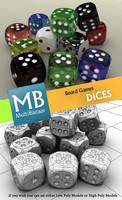 mbdices dices 3d max