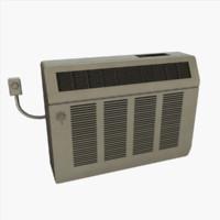 3d ready heater model