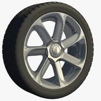 wheel tt rim