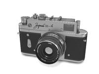 3ds max old camera zorki 4