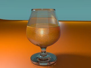 3d model of wine glass - Wineglass... by Alexei Ruin