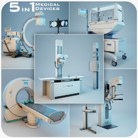 Medical Devices Collection 5 in 1 vol.1