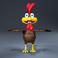 maya chicken cartoon