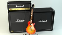 Les Paul and JCM800 Amplifier