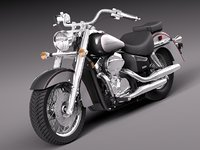 Honda Shadow Aero 750 2012