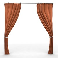 curtain 3ds