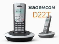 sagemcom d22t 3d 3ds
