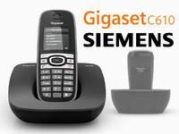 Siemens Gigaset C610