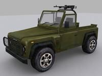 military defender 3d 3ds