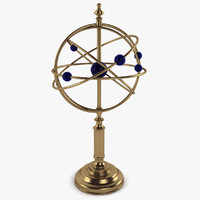 Armillary Astrolabe
