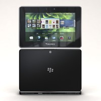 BlackBerry 4G LTE PlayBook & PlayBook