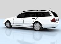 Mercedes-Benz S210 E320 1997
