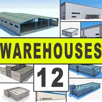 Warehouse Collection 12 Industrial