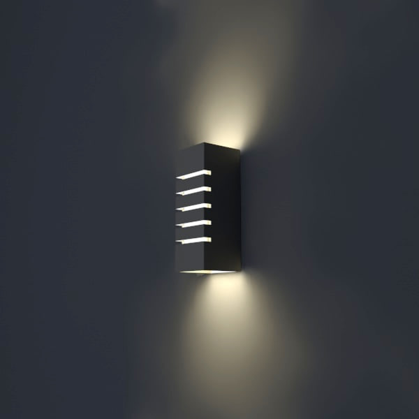3d model interior wall lamp light