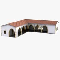 ottoman inn house 3ds