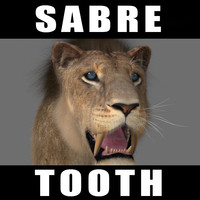 maya sabretooth animation sabre tooth