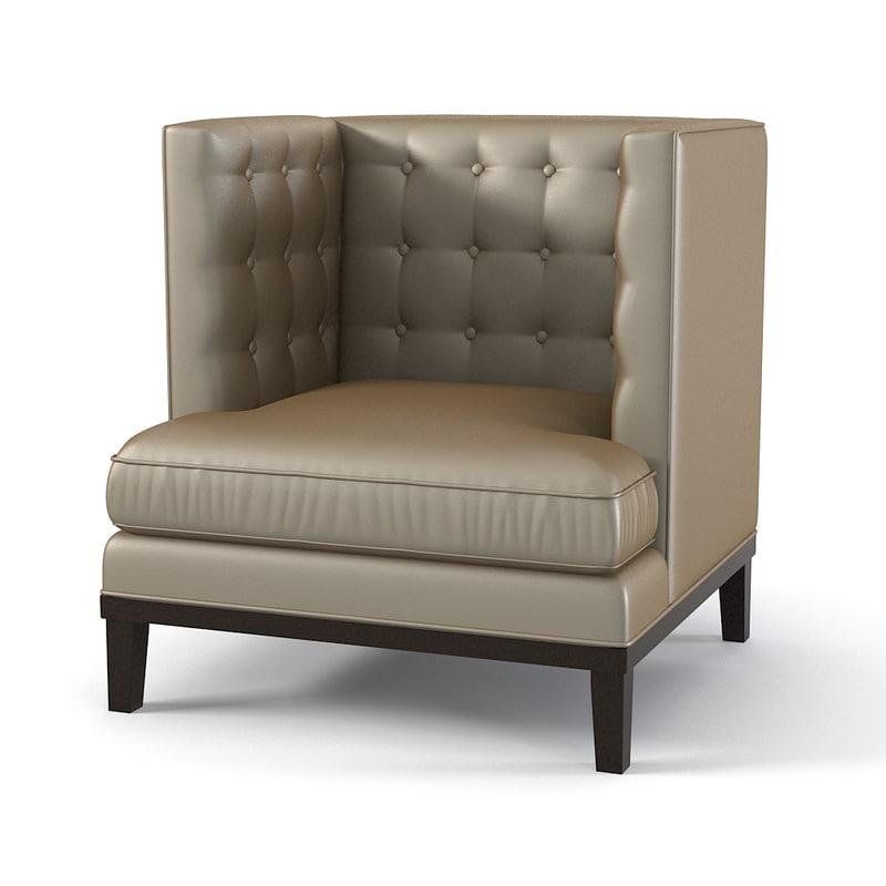 Armen Living Brooklea Loveseat Noho tufted armchair chair  modern contemporary buttoned designer wing 0001.jpg