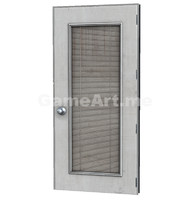 ready blinds door 3d max