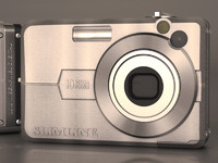 camera 3d max