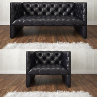3d chair sofa armchair