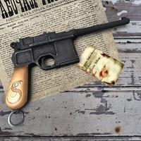 mauser gun 3d model