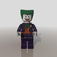 batman joker lego max