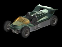 3d model orca v1 road