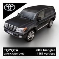 max 2013 toyota land cruiser