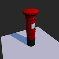 UK Post Box