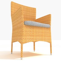 Garden Sofa Wicker Chair