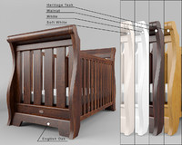 3d model boori country 2 cot
