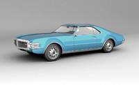 obj oldsmobile toronado 1968