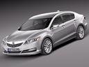 Acura RLX 3D models