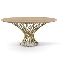 Allure Koket Dinig Table