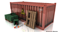 container pallets ma