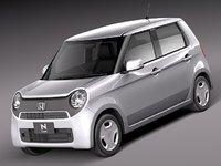 3d honda 2013 car 1