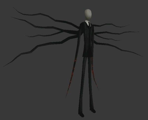 free slender man...2d Slender Man Games