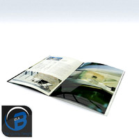magazine 3d obj