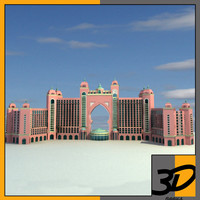 atlantis palm 1 3ds
