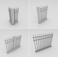 Metal Spear Fences
