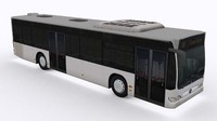 mercedes-benz citaro c 2005 3d model