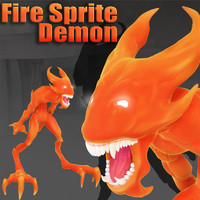 Fire Sprite Demon