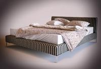 b italia charles bed max