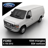 Ford E-150 2012