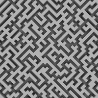 3ds max square labyrinth